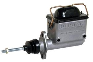 WILWOOD 7/8 in Bore Aluminum High Volume Master Cylinder Kit P/N 260-6765