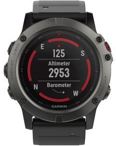 Garmin 010-01733-00 Fenix 5X Watch - 52mm