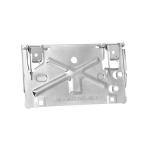Draw-Tite 49802 Fold Down License Plate Holder
