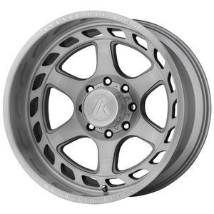 "Asanti Off Road AB816 Anvil 22x12 8x6.5"" -44mm Brushed Wheel Rim 22"" Inch"