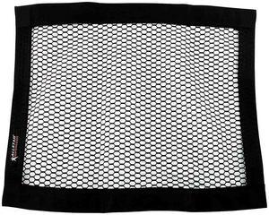 Allstar Performance Window Net Mesh 18 x 22 in Rectangle Black P/N 10298