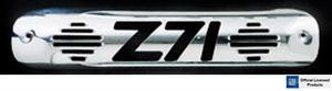All Sales 94010P Third Brake Light Cover