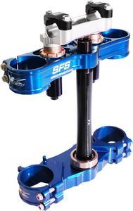 Neken SFS Triple Clamp (Blue) For Yamaha YZ 250 F 450 F 14-17 0409026