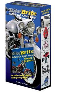 Bike Brite MC44K Cleaner/Degreaser Spray Wash Kit
