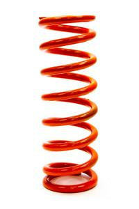 """PAC RACING SPRINGS 2.5""""ID x 10"""" 450lb Orange Coil-Over Spring P/N PAC-10X2.5X450"""