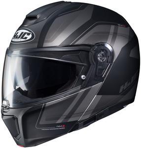 HJC RPHA 90 Tanisk Helmet Semi-Flat Black (MC-5SF) (Black, X-Small)