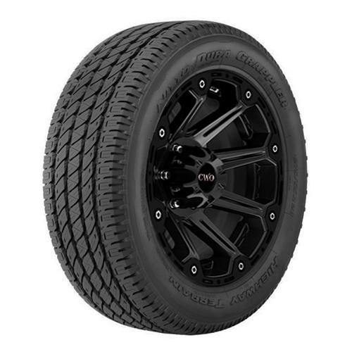 4-P265/65R17 Nitto Dura Grappler 112T B/4 Ply BSW Tires