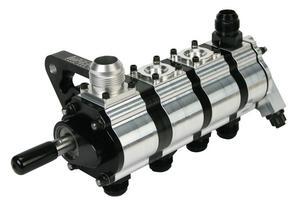 Moroso 4 Stage Tri-Lobe Series Dry Sump Oil Pump P/N 22344