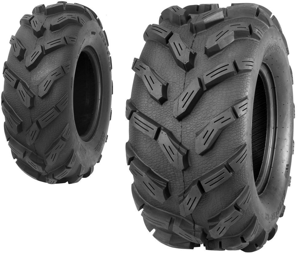 QuadBoss P3011-26X10-12 QBT671 Mud Front/Rear Tires - 26x10-12