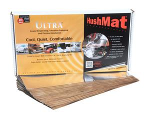 Hushmat 10401 Ultra Insulating/Damping Material Floor/Dash Kit