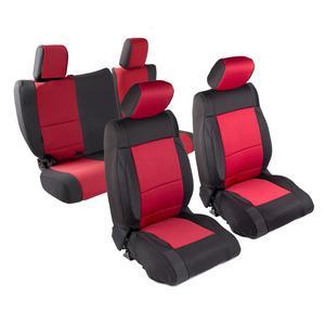 Smittybilt 471730 Neoprene Seat Cover Fits 08-12 Wrangler