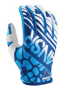 Answer Alpha Limited Edition Gloves Navy/White (Blue, Small)