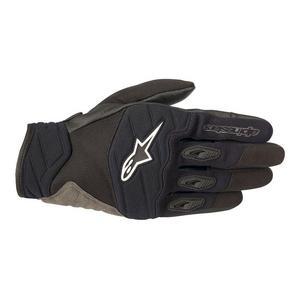 Alpinestars Shore Gloves (Black, Large)