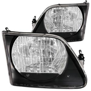 Anzo USA 111083 Crystal Headlight Set Fits 97-04 Expedition F-150 F-150 Heritage