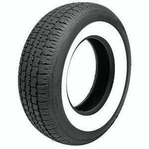 COKER TIRE P235/75R-15 Radial American Classic Collector Tire P/N 629600