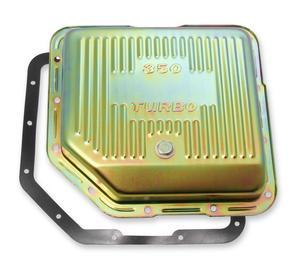 Mr. Gasket 9765ZMRG Automatic Transmission Oil Pan