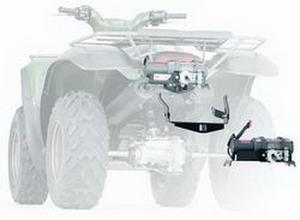 Warn 80335 ATV Winch Mounting System