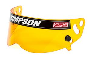 SIMPSON SAFETY 1022-17 Amber Shield X-Bandit/ Diamondback/RX SA10
