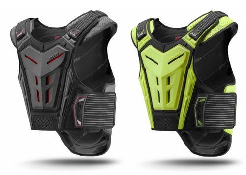 EVS Adult Street Motorcycle Sport Vest Black S/M
