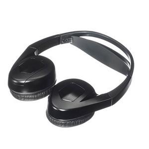 Audiovox IR2 Dual Channel Wireless Fold Flat Headphones