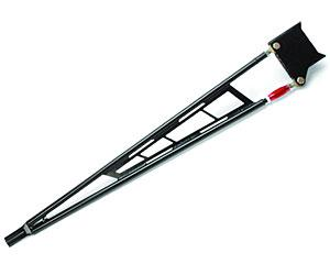 QA1 Tubular Torque Arm Black Powder Coat P/N 5282
