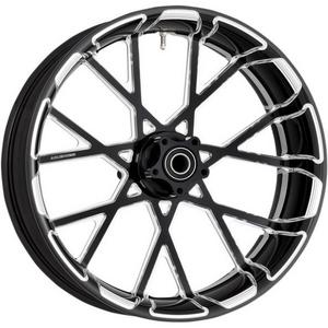 Arlen Ness 10101-203-6500 Procross Forged Aluminum Rear Wheel - 18x5.5 - Black
