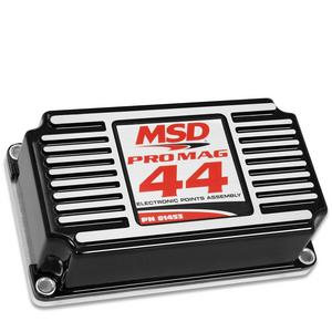 MSD Ignition 81453 Pro Mag Electronic Points Box