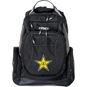 Factory Effex 18-88698 Rockstar Backpack - Black/Gray