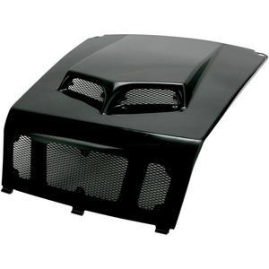 Maier Mfg 194710 Custom Hood Scoop - Black