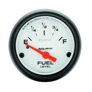 AutoMeter 5717 Phantom Electric Fuel Level Gauge