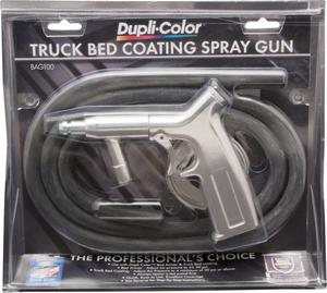 Dupli-Color Paint BAG100 Dupli-Color Truck Bed Coating Spray Gun