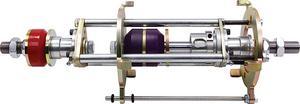 Allstar Performance Spring Style Pull Bar Torque Link P/N 56368