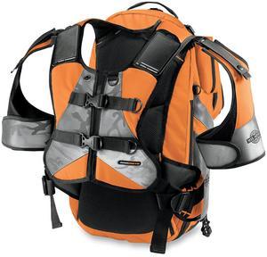 Icon 3517-0162 Squad II Pack - Mil-Spec Orange
