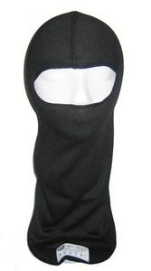 PXP RACEWEAR Single Eyeport Black Head Sock P/N 1421