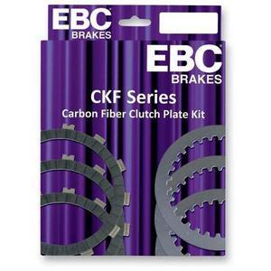 EBC CKF Carbon Fiber Clutch Friction Plates Kit for Honda TRX400EX 99-08 CKF1193
