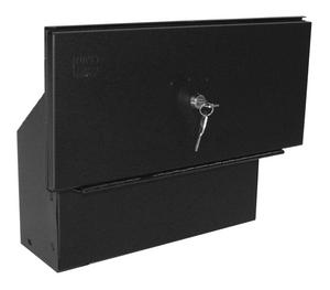 Tuffy Security Products 161-01 Truck Bed Security Lockbox Fits 05-17 Tacoma