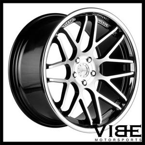 "20"" VERTINI MAGIC MACHINED CONCAVE WHEELS RIMS FITS BENZ W218 CLS550 CLS63"
