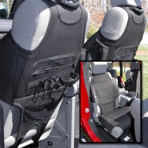 Rugged Ridge 13235.20 Neoprene Front Seat Protector Fits 07-18 Wrangler (JK)
