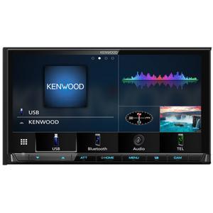 """Kenwood DMX9706S 6.95"""" Digital Multimedia Receiver w/ Wireless Apple CarPlay"""