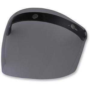 AFX 0131-0097 Vintage 3-Snap Flip Shield - Smoke