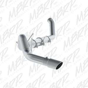 MBRP S61140409 XP Series Turbo Back Exhaust System 2004 RAM 2500 3500 Diesel