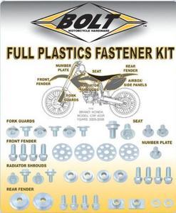Bolt MC Hardware KTM-031285SX Full Plastic Fastener Kit