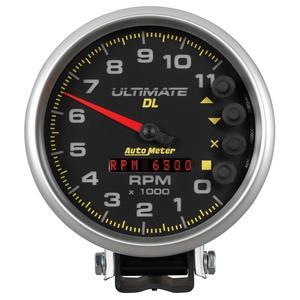 AutoMeter 6897 Ultimate DL Playback Tachometer
