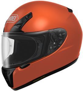 Shoei RF-SR Full Face Motorcycle Helmet Tangerine Orange Adult Size M