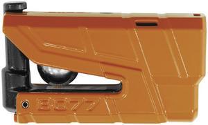 Abus 4003318 04301 7 Granit Detecto X-Plus 8077 Alarm Disc Lock - Orange