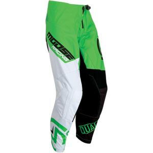 Moose Racing Qualifier Pants Green/White (Green, 50)