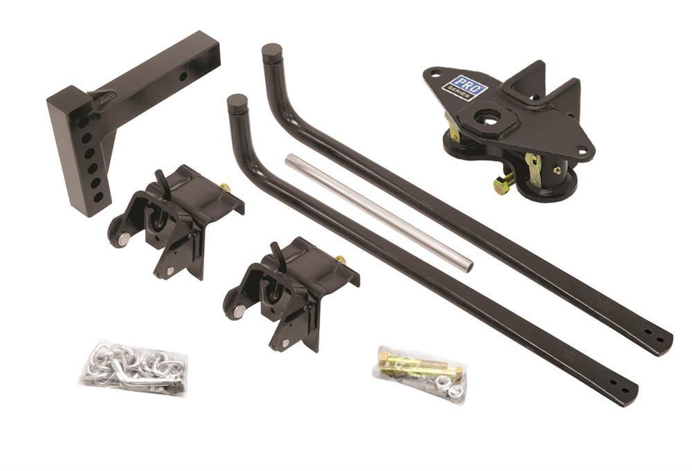 Pro Series 49582 Pro Series Round Bar 3 Weight Distribution Kit