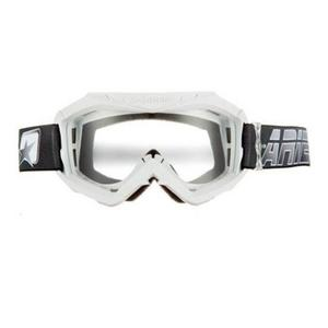 Ariete AAA 07 Line Youth MX Goggles Wake Up (White, OSFM)