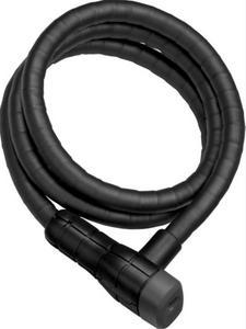 Abus 13412 Steel-O-Flex Microflex 6615K Key Lock