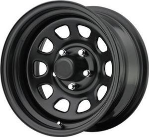 Pro Comp Wheels 51-5862 Rock Crawler Series 51 Black Wheel